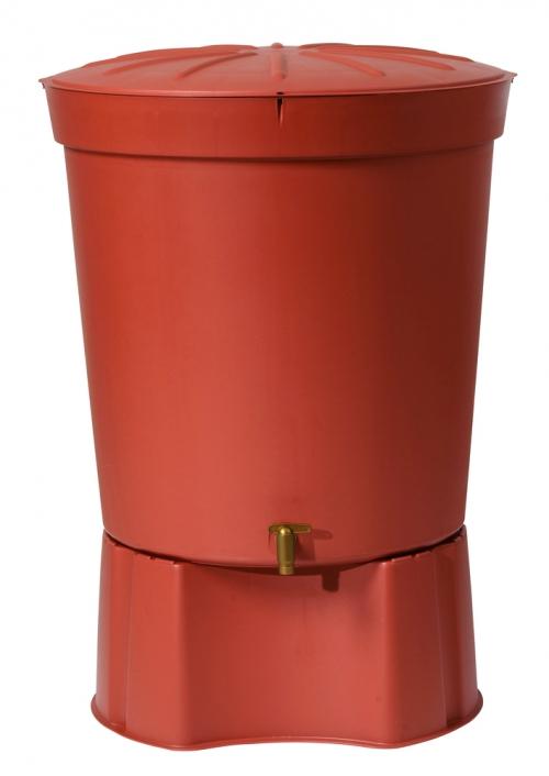 rezervor pentru apa de ploaie toscana cu baz 300l. Black Bedroom Furniture Sets. Home Design Ideas