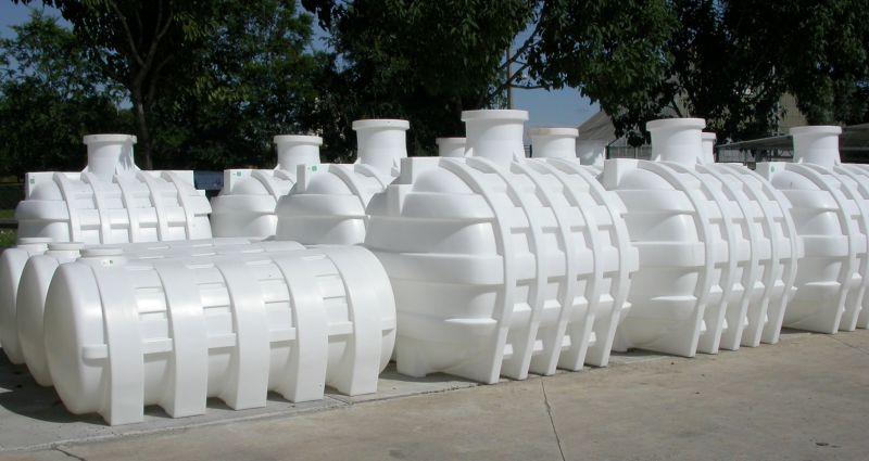 Rezervoare din polietilena de inalta densitate